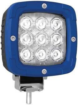Arbejdslys SecoRüt FT-036 LED ALU 2800 90380 12 V, 24 V, 36 V, 48 V (B x H x T) 100 x 123 x 64 mm 2800 lm 6000 K