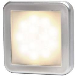 LED Omrids-markeringslygte SecoRüt foran Hvid, Sølv