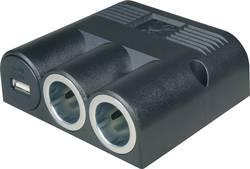 Fordeler Påbygning ProCar 67334500 12 V til 5 V, 24 V til 5 V 16 A Kabel med åbne ender