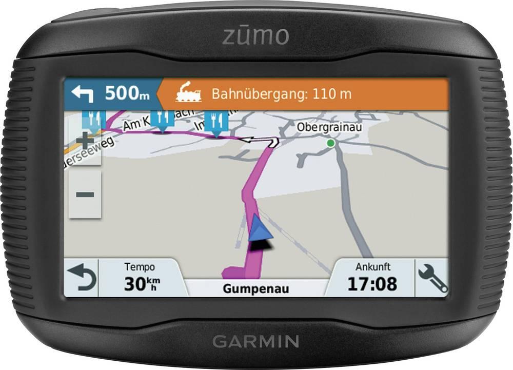 Motorcykel-GPS 4.3  Garmin Zumo 395LM Europa