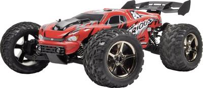 T2M Pirate Furios Brushless 1:10 RC model car Electric Truggy 4WD RtR 2,4 GHz