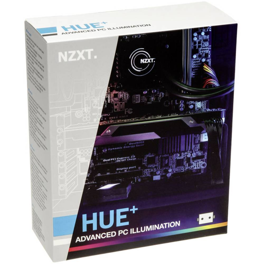 Pc Led Strip Rgb Nzxt Hue Controller From This Code Is For A Simple 1