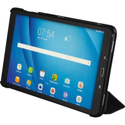 Image of Hama 2in1 BookCase Tablet PC bag (brand-specific) Samsung Galaxy Tab A, Samsung Galaxy Tab A 10.1 (2016) Black