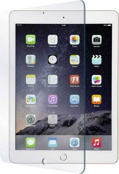 Image of Hama 107900 Glass screen Compatible with Apple series: iPad Air, iPad Air 2, iPad Pro 9.7, 1 pc(s)