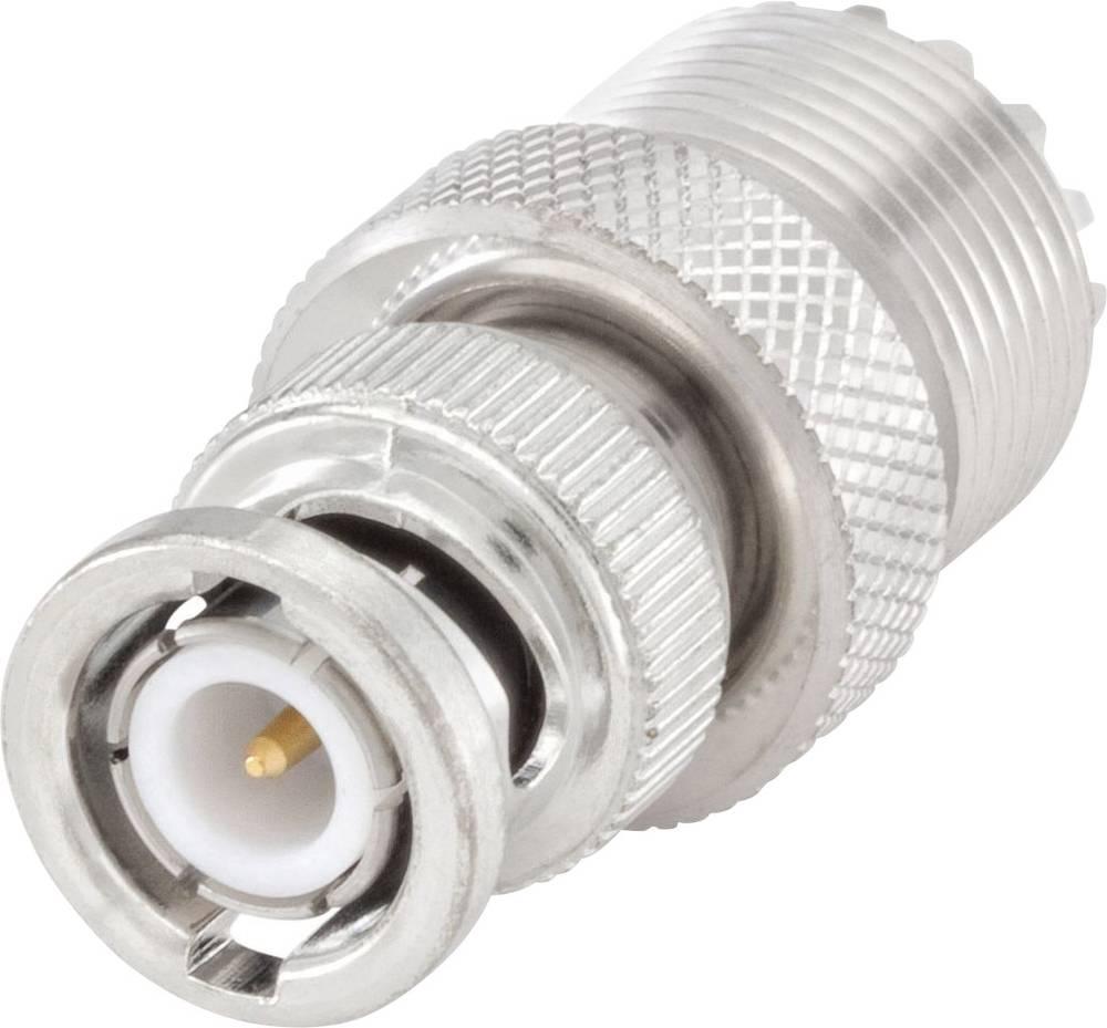 BNC-adapter BNC-stik - UHF-tilslutning Rosenberger 51S154-K00N5 1 stk
