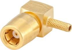 SMB-stikforbindelse Rosenberger 59K204-301L5 50 Ohm Kobling, vinklet 1 stk