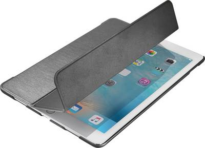 Image of Trust iPad cover/bag BookCase Compatible with Apple series: iPad Pro 9.7 Grey