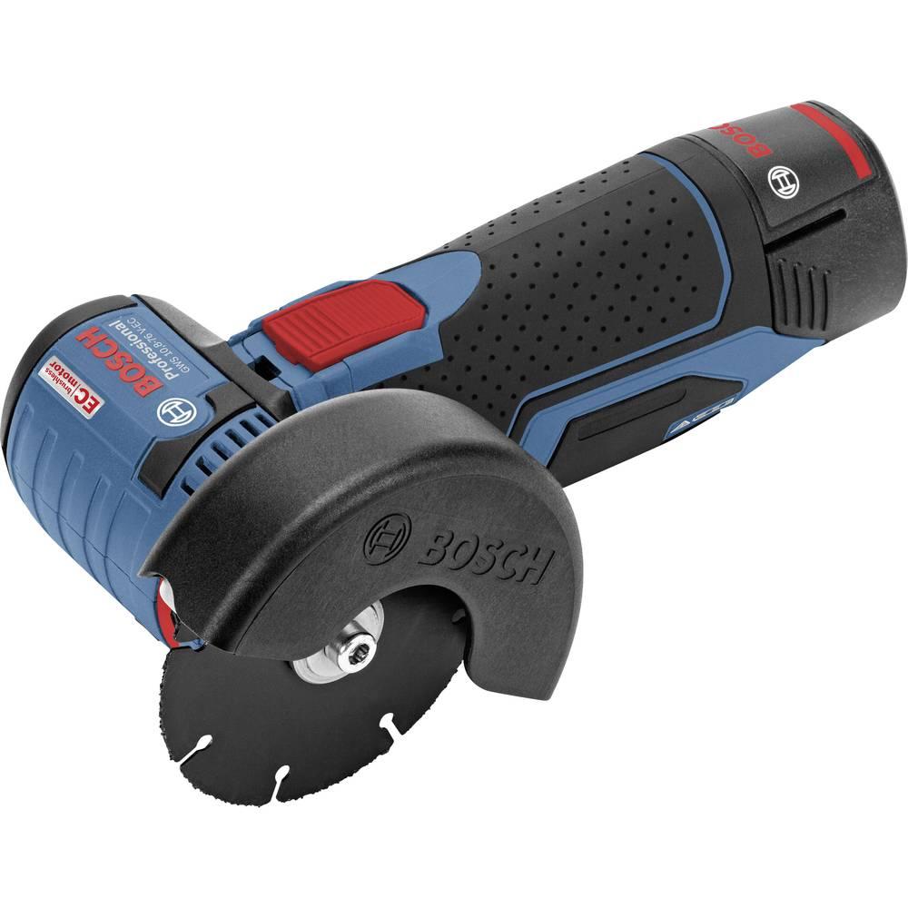 Bosch GWS 10,8-76 V-EC profi akumulatorska kutna brusilica 10.8 V promjer brusne ploče 76 x 10 mm