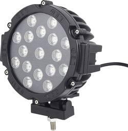 Projektør, Rally-lygter W057351 LED SecoRüt (Ø x T) 180 mm x 88 mm Sort