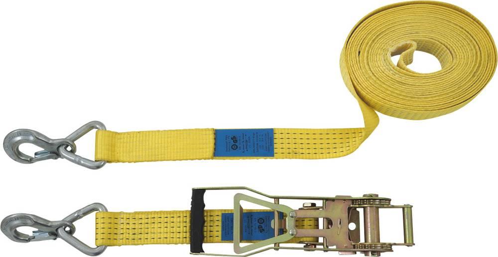 Todelt spænderem Trækkraft LC surring (individuelt / direkte)=2500 null (L x B) 10 m x 50 mm Petex 43193119