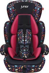 Barnesæde Gruppe (barnestole) 1, 2, 3 Comfort 602 HDPE ECE R44/04 Rød Petex