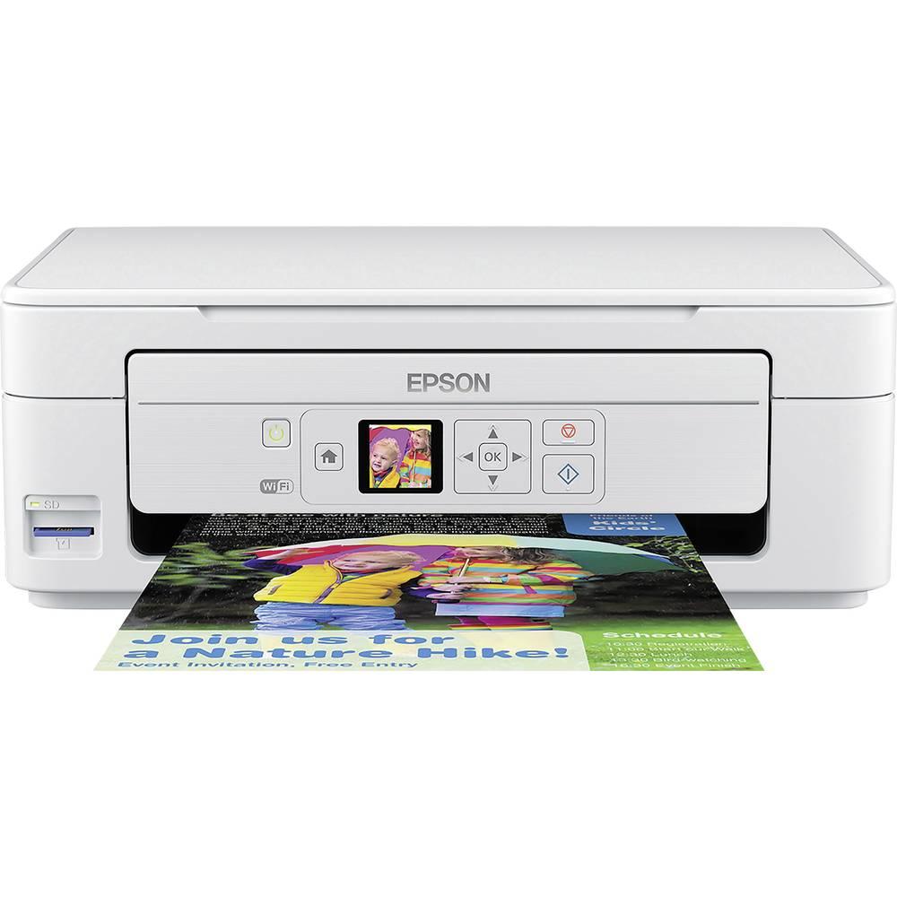Epson Expression Home XP-345 Inkjet multifunction printer A4 Printer ...