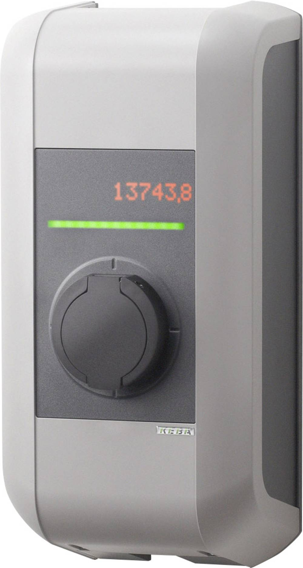 eMobility ladestation KEBA KeContact P30 Type 2 Mode 3 32 A 22 kW RFID