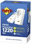 AVM FRITZ! Powerline 1220 E set