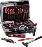 Electrical tool box equipped 24pcs.