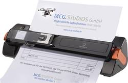 Mobil dokumentscanner A4 Renkforce T4ED 2v1 300 x 900 dpi USB, microSD, microSDHC