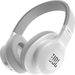 23e08686d40 JBL Harman E55BT Bluetooth® (1075101) Headphones Over-the-ear Foldable,  Headset White | Conrad.com