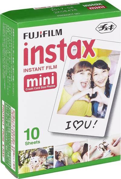 Image of Fujifilm INSTAX MINI 10er Pack Instax film