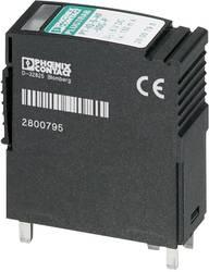 Overspændingsbeskyttelsesstik Overspændingsbeskyttelse til: Fordelerskab Phoenix Contact PT-IQ-5-HF-12DC-P 2800796 600 mA