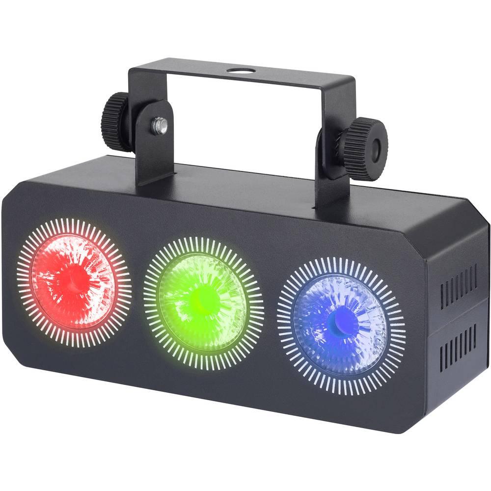 LED letev Renkforce št. LED diod: 3 x 3 W