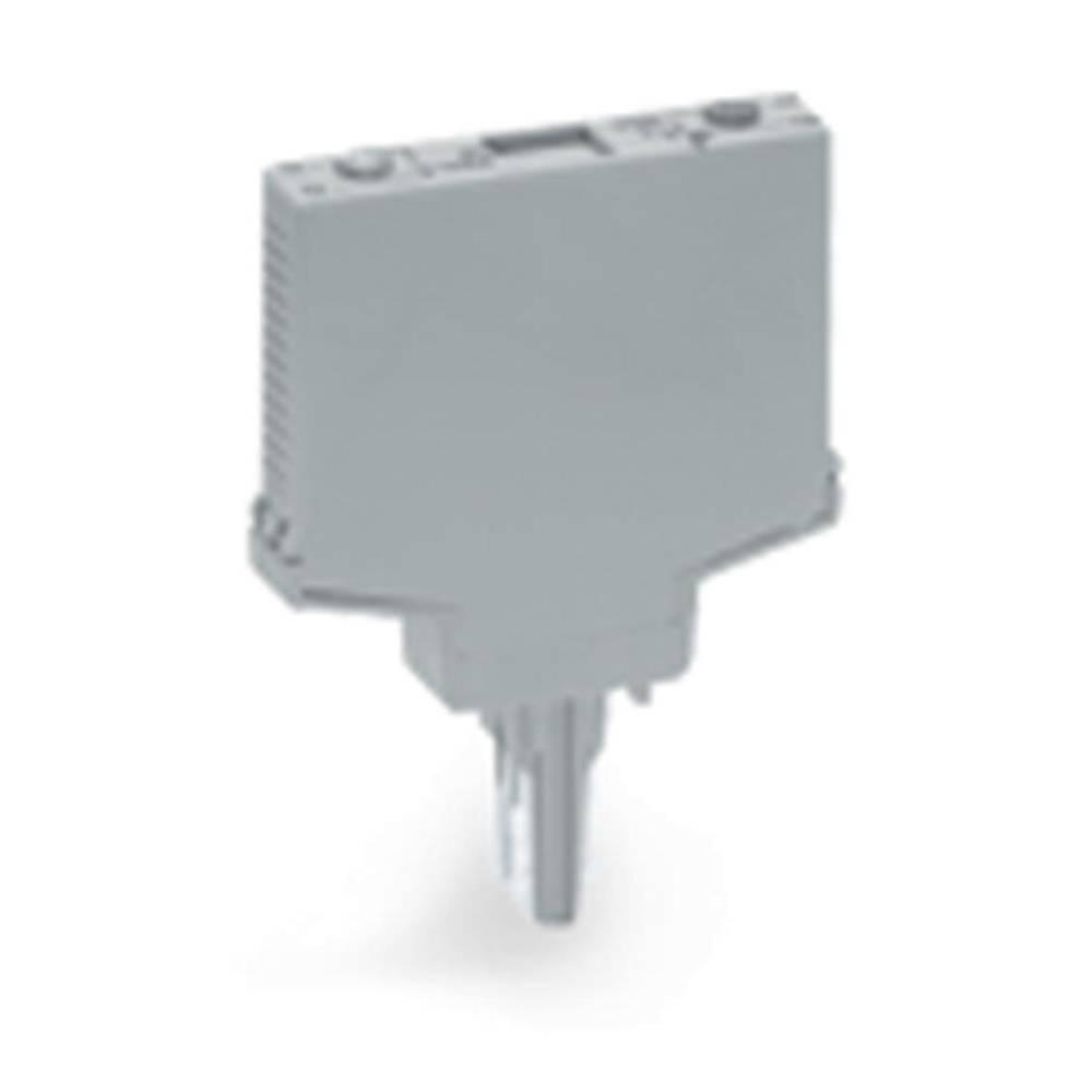 Indstiksmodul uden udstyr 1 stk WAGO 286-110 Passer til serie: Wago serie 280 Passer til model: Wago 280-618, Wago 280-608