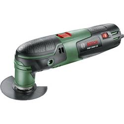 Multifunktionsværktøj Bosch Home and Garden PMF 2000 CE inkl. tilbehør