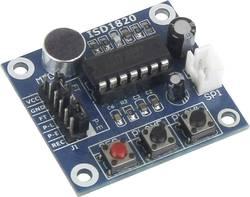 Raspberry Pi® Extension Board Joy-it sbc-soundmodule Blå