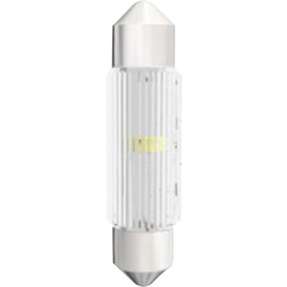 LED sofitna žarnica, ultra zelena 12 V/DC, 12 V/AC 480 mcd Signal Construct MSOC113972