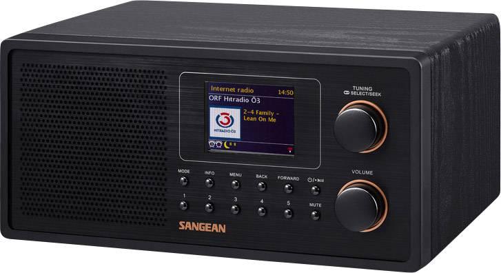 sangean wfr 30 internet table top radio aux dab dlna internet rh conrad com Sangean CC Radio sangean wifi internet radio manual