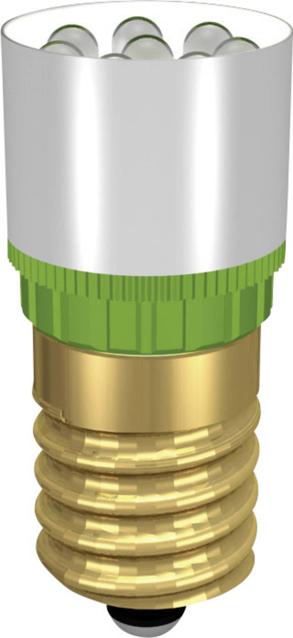 LED žarnica E14 bela 24 V/DC, 24 V/AC 13000 mcd Signal Construct MCRE148364