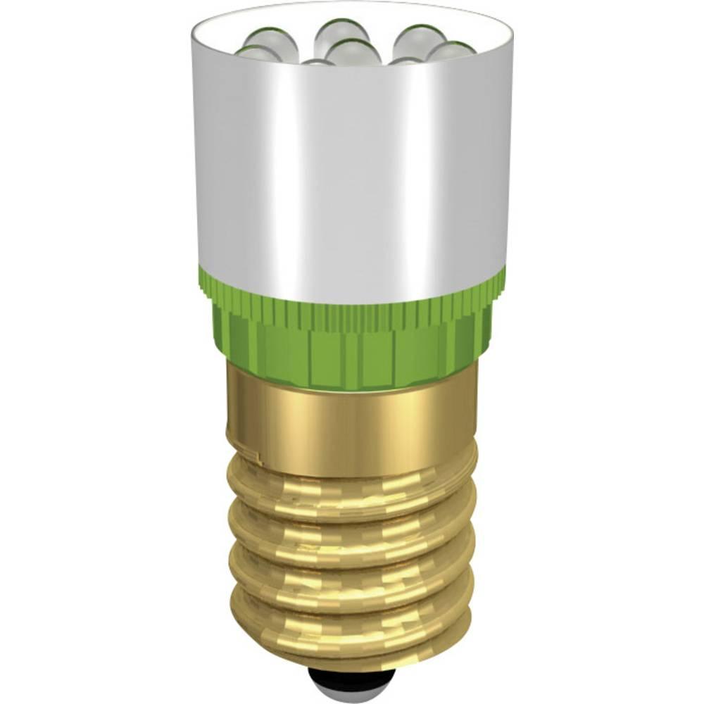 LED žarnica E14 bela 230 V/DC, 230 V/AC 13000 mcd Signal Construct MCRE148368