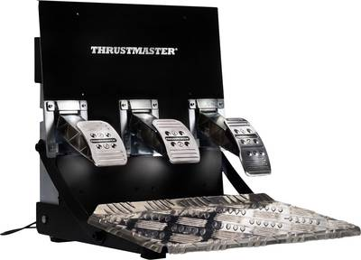 Image of Thrustmaster T3PA Pro Add-On Brake pedal pad PC, Xbox One, PlayStation 4, PlayStation 3 Black