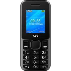 Mobiltelefon AEG M1220 1.77  Sort