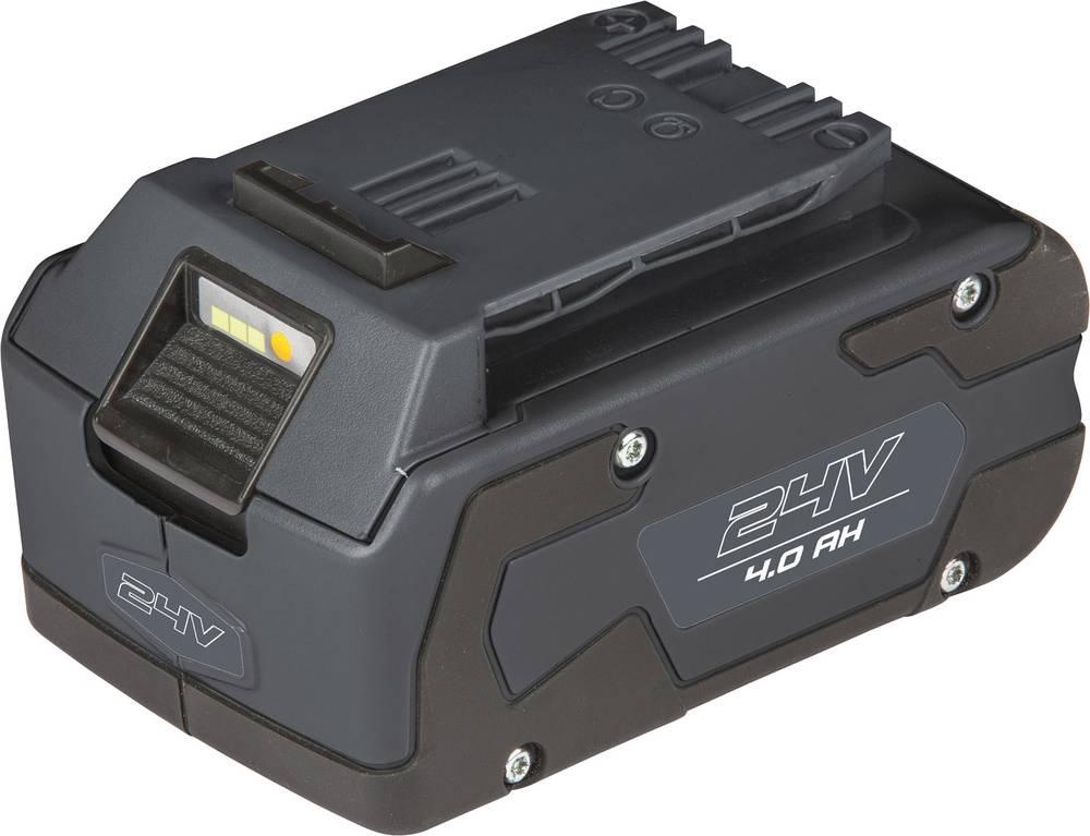Akumulator za delovno orodje ALPINA BT 4024 Li 270401020/17 24 V 4 Ah Li-Ion