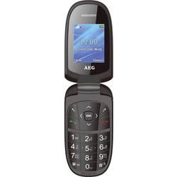 Flip-mobiltelefon AEG M1500 1.8  Sort