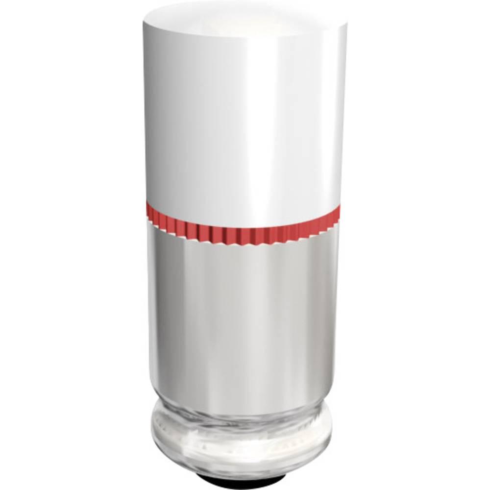 LED žarnica MG5.7 bela 24 V/DC, 24 V/AC Signal Construct MWTG5764
