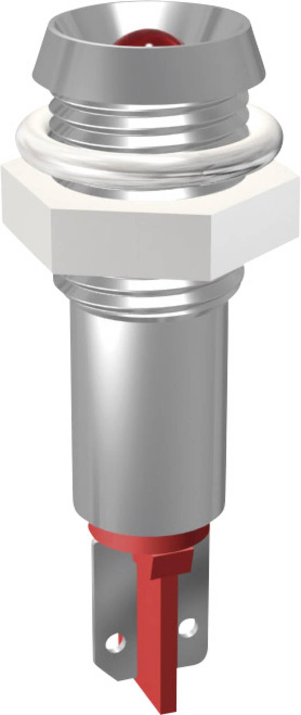 LED signalna lučka, bela 24 V/DC Signal Construct SMTD06604
