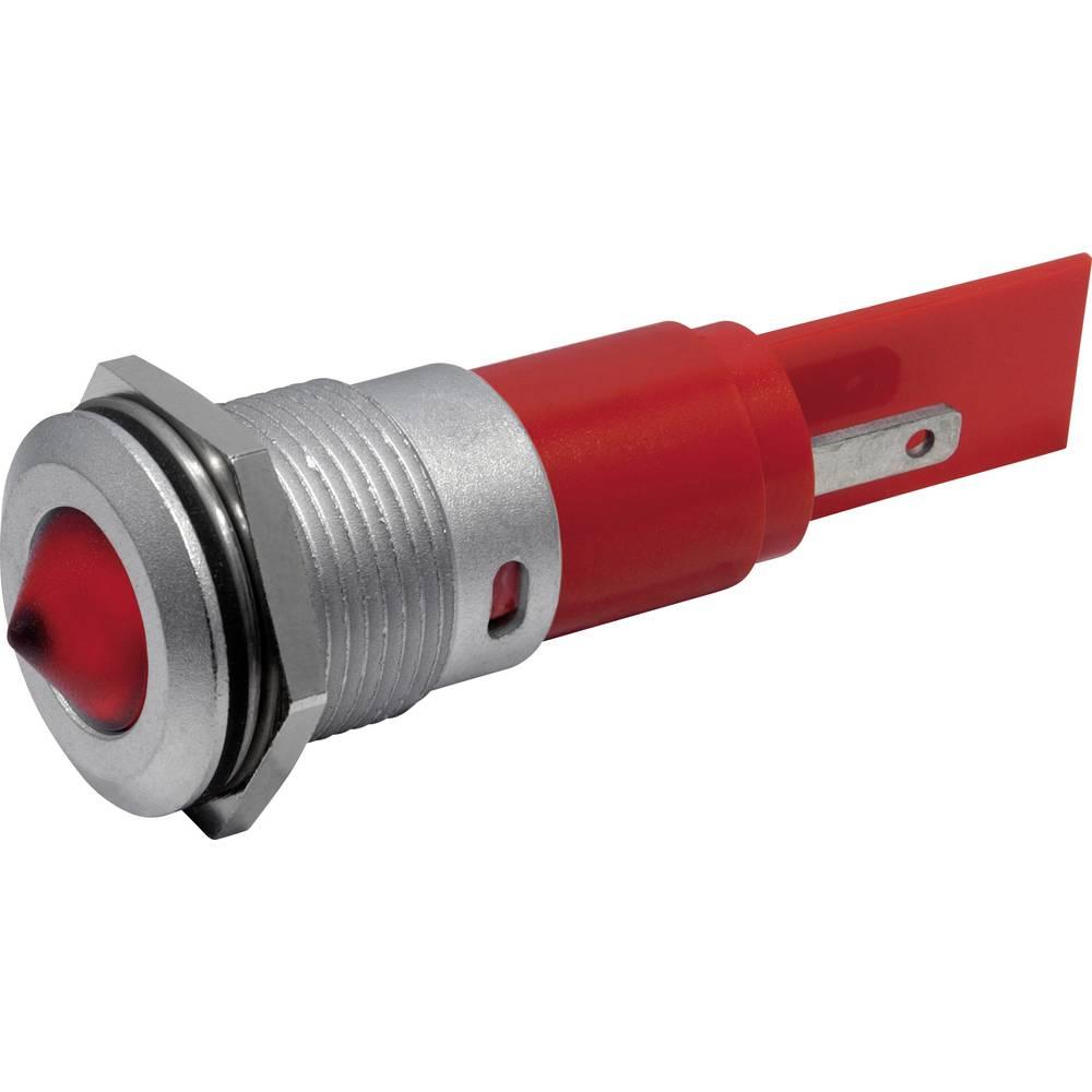 LED signalno svjetlo, bijelo 230 V/AC CML 1942223WM