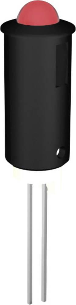 LED-signallampe Signal Construct SKRS071 Gul