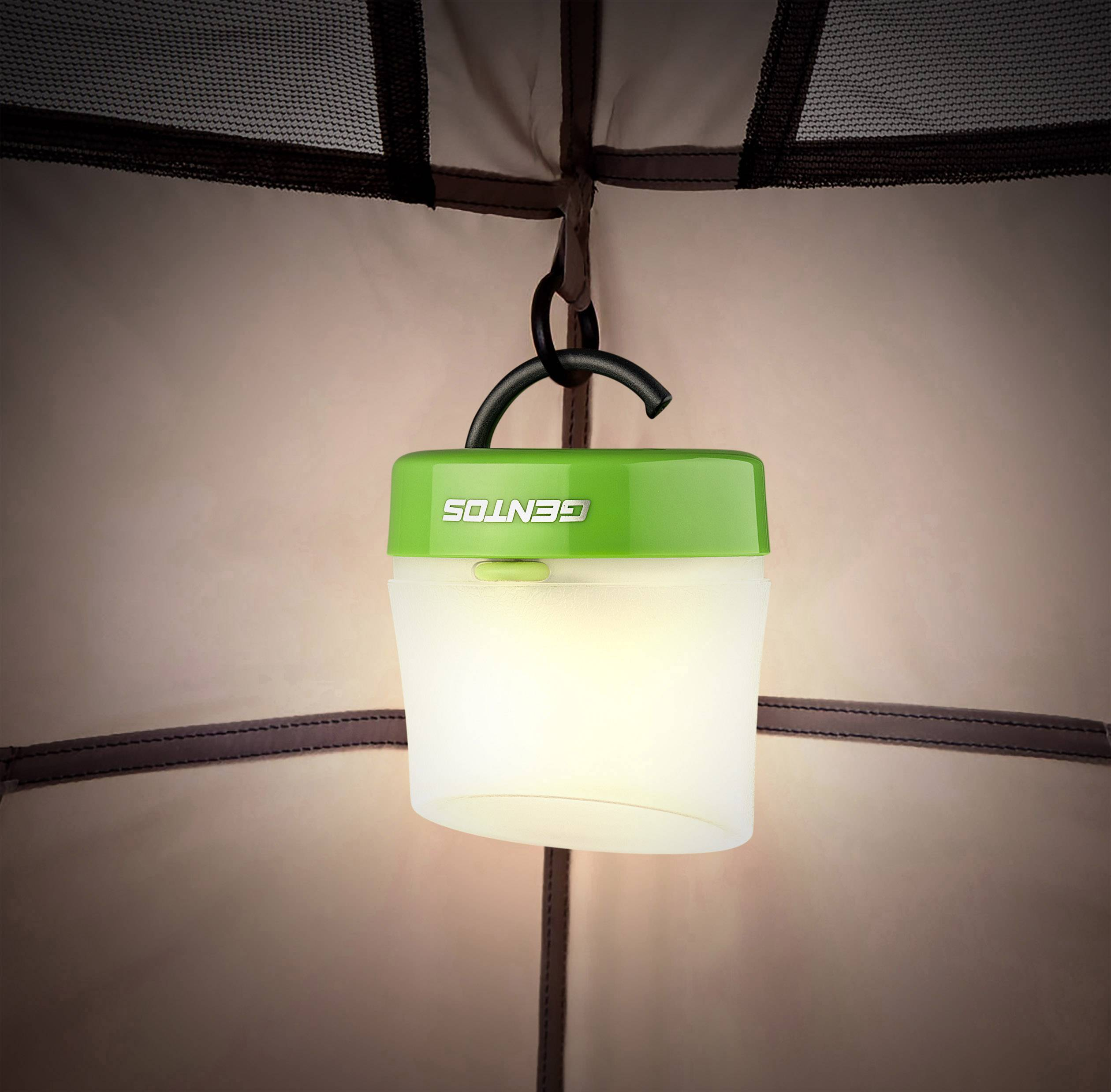 Polarlite Led Monochrome Camping Lantern 50 Lm Battery Powered White Conrad Com
