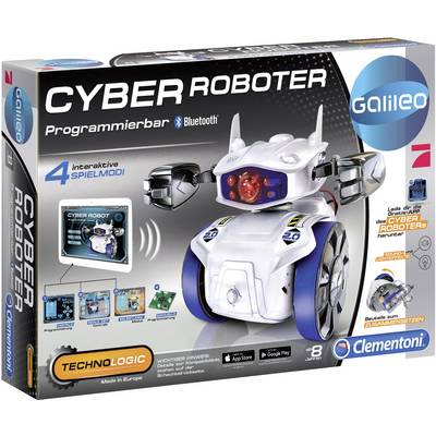Clementoni Galileo - Cyber Roboter Robot assembly kit