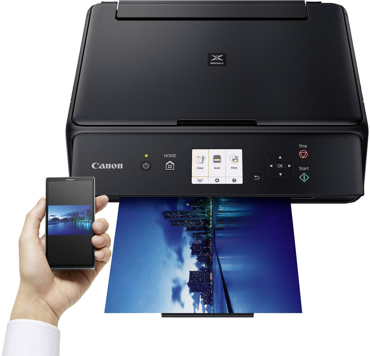 Multifunctional Canon Pixma: innovative technology that can conquer everyone 14