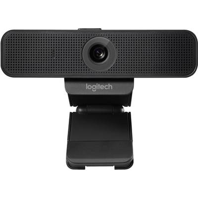 Logitech C925E Full HD webcam 1920 x 1080 pix Stand, Clip mount