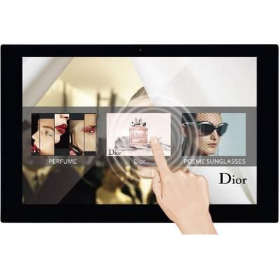 Braun Germany DigiFrame Digital photo frame 35.6 cm 14  1920 x 1080 pix 8 GB Black