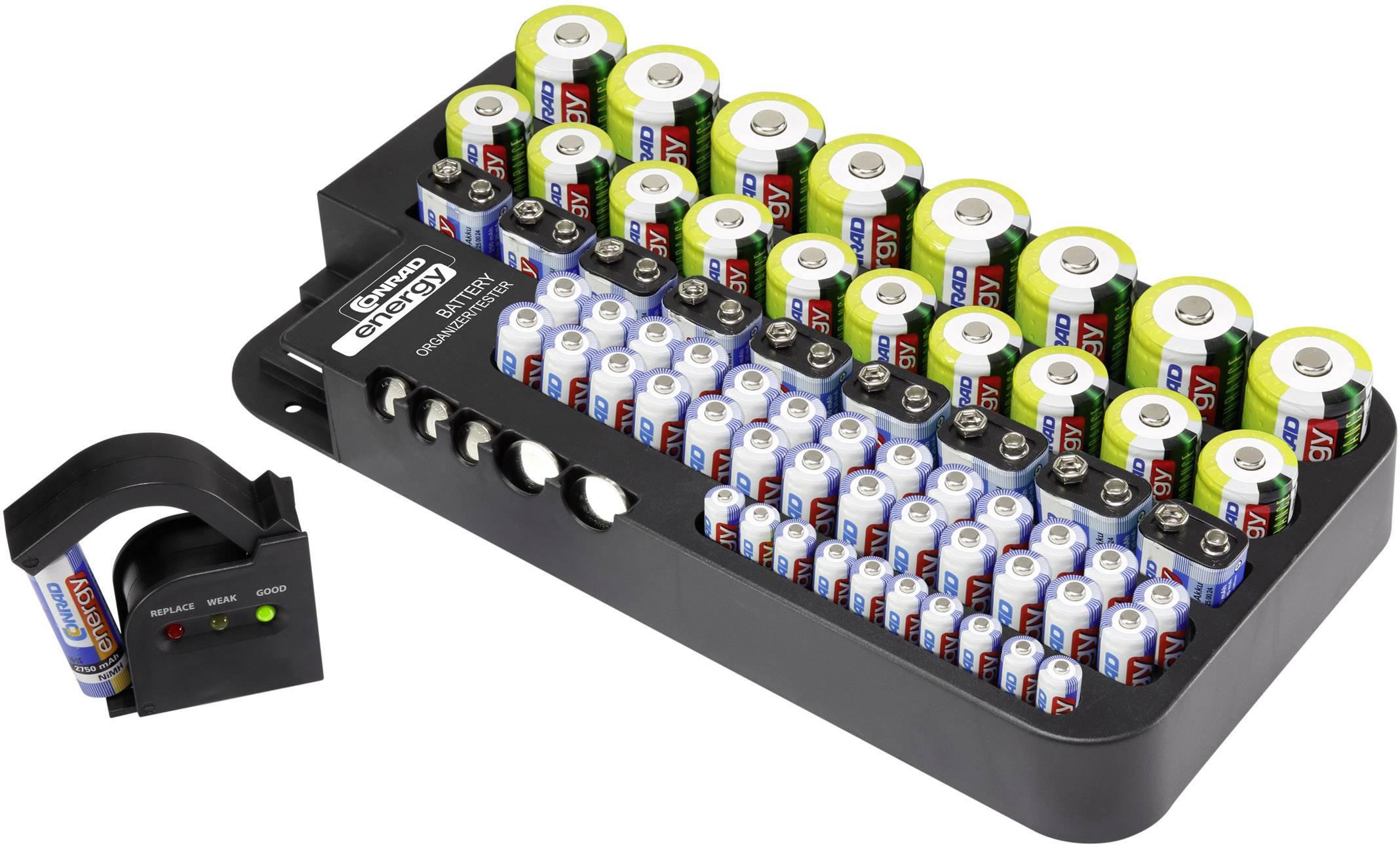 sc 1 st  Conrad Electronic UK & Battery Storage Boxes from Conrad Electronic UK.