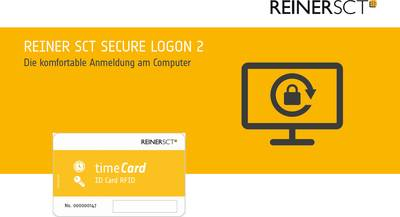 REINER SCT Secure Logon 2 PC based access control