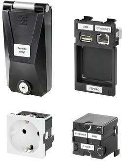 Monteringsplader koblingsskab Weidmüller IE-FC-SET-IPDEK001-KY-P 1 stk