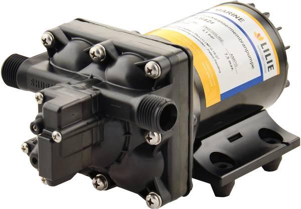 Lilie LS424M Low voltage impeller pump 678 l/h 12 V | Conrad com