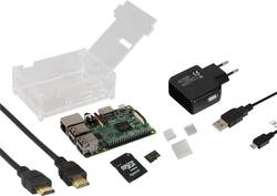 Raspberry Pi® 3 model B startsæt 1 GB Linux, Noobs