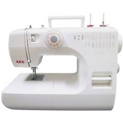 Friarm-symaskine AEG NM 122 X Hvid